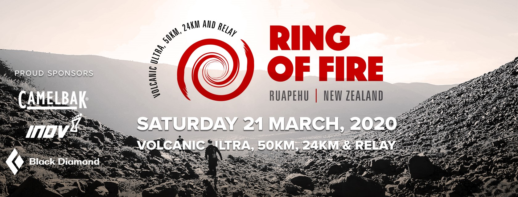 Ruapehu Ring of Fire 2020