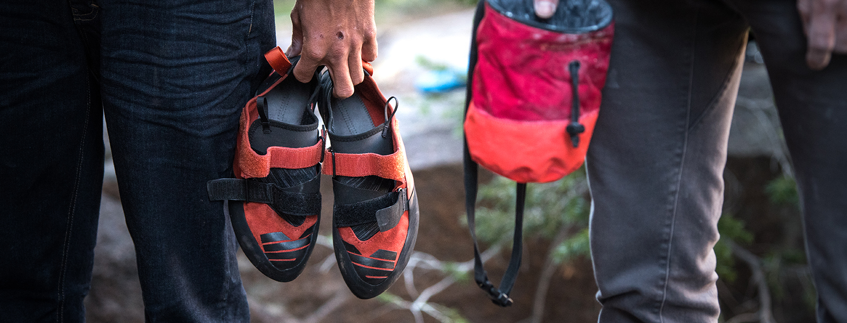 Gear Review: Black Diamond Zone Climbing Shoe